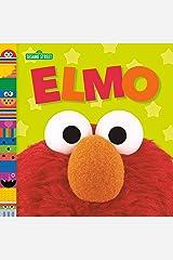 Elmo (Sesame Street Friends) Kindle Edition