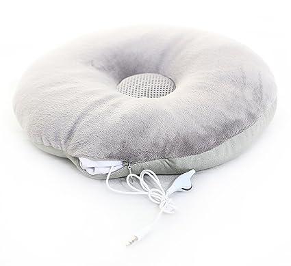 Amazon com: MusicBean® Soft Round Bean Music Pillow for iPod, iPad