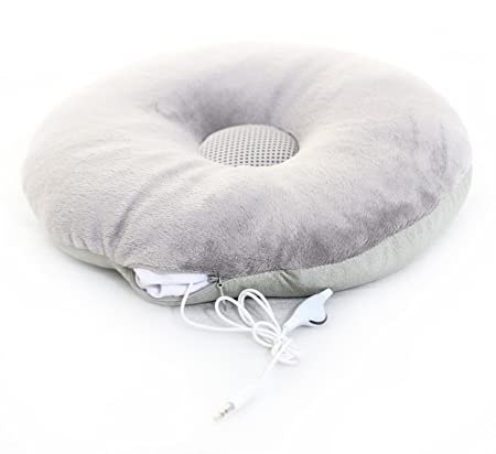 Amazon.com: MusicBean Soft Round Bean Music Pillow for iPod, iPad or MP3  Player With volume controll: Home Audio & Theater