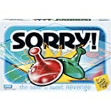 Sorry Board Game, Game Night, Ages 6 and up...