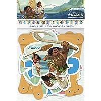 Unique Disney 6.75' Moana Birthday Banner