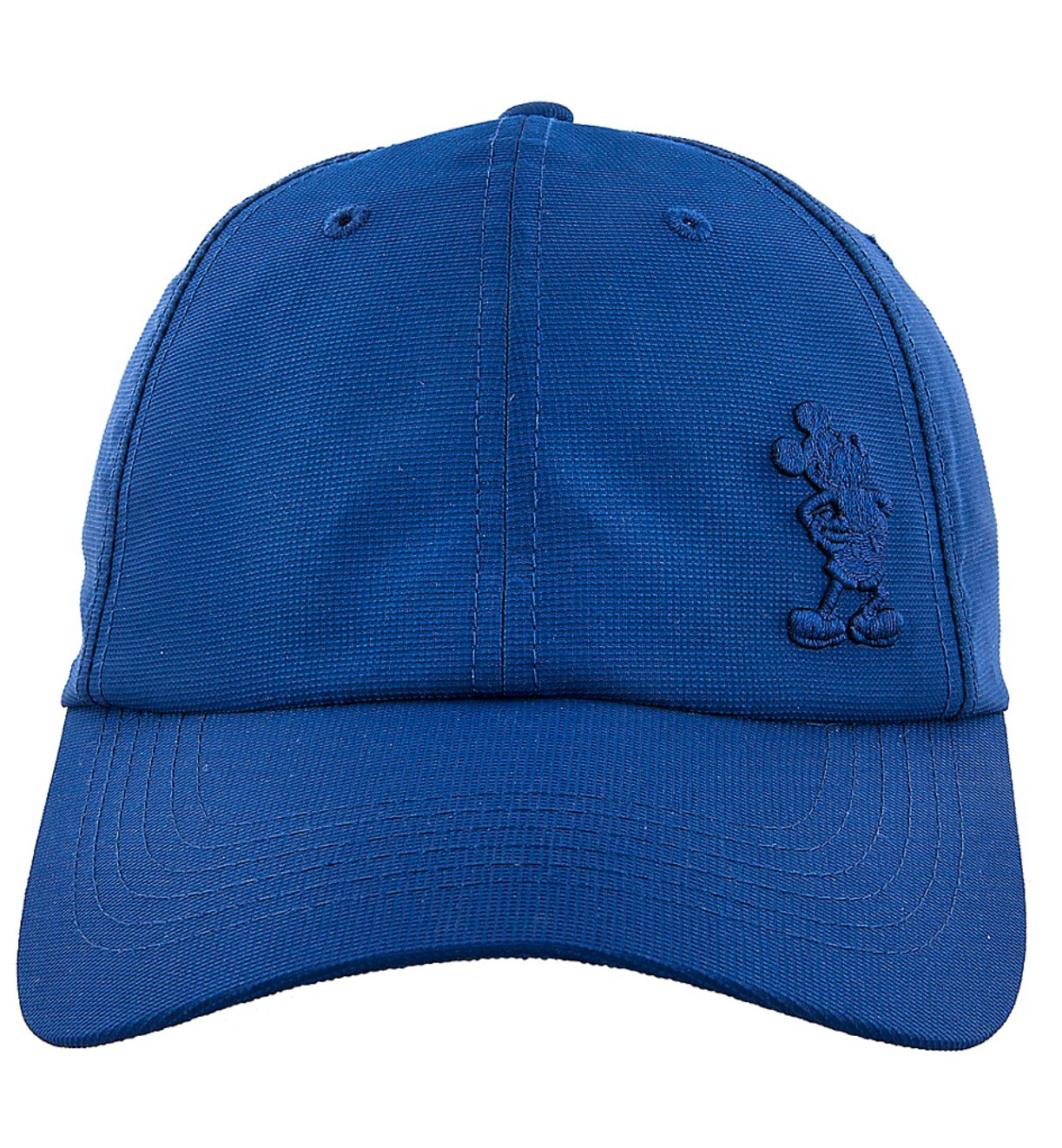 Disney Parks Mickey Mouse Blue Baseball Cap Hat