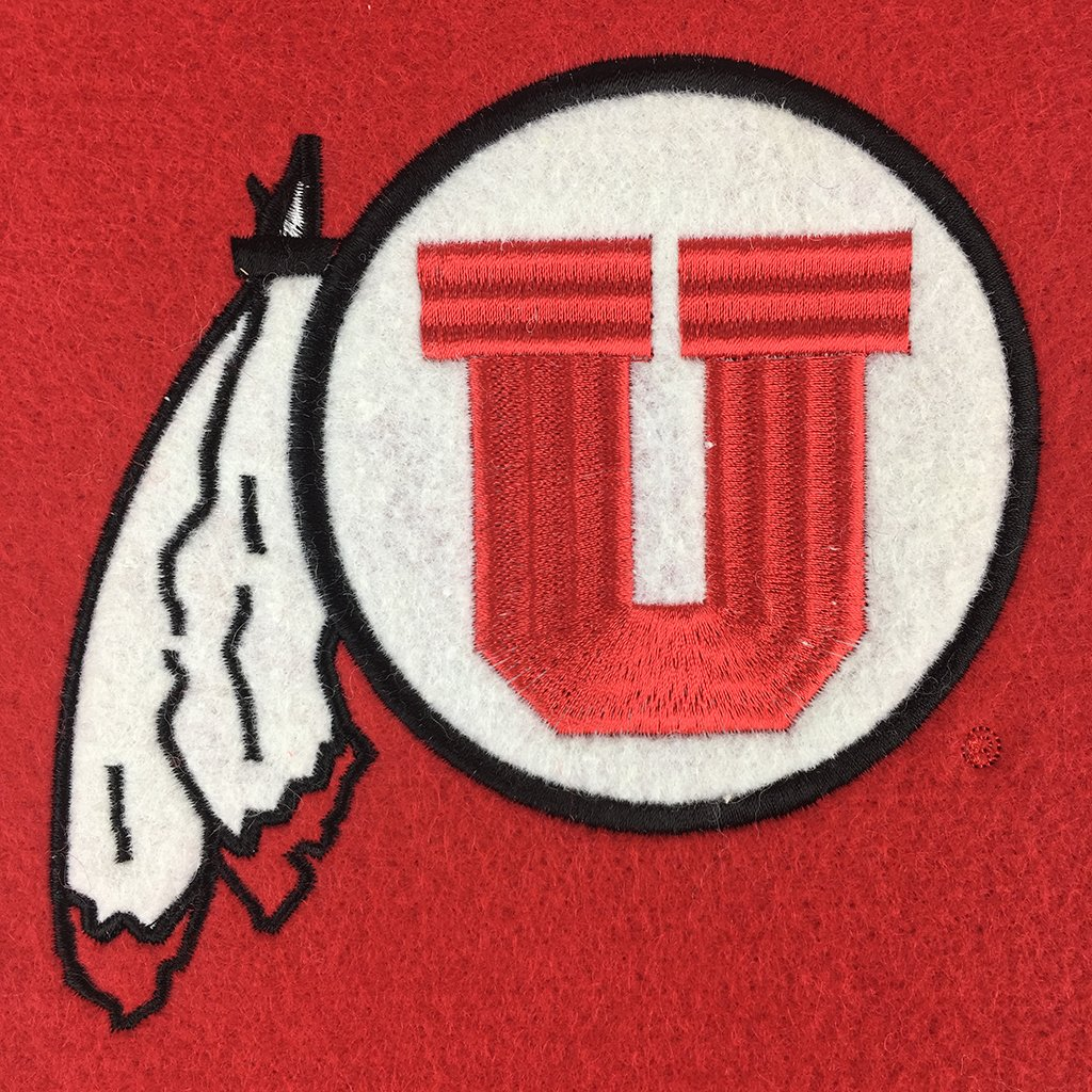 NCAA Utah Runnin Utes Heritage Banner