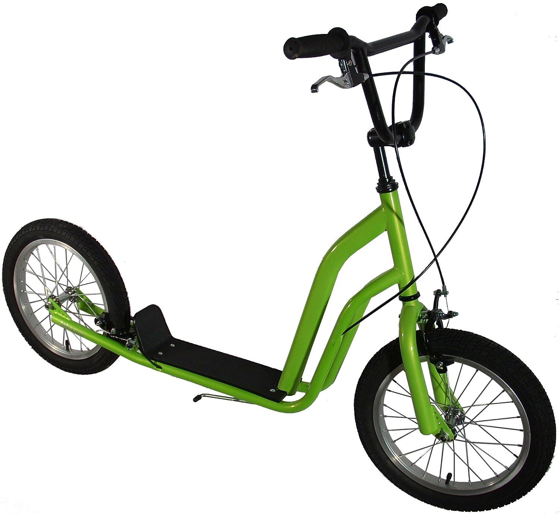 TEKCOUP Kick Scooter 16 - Apple Green