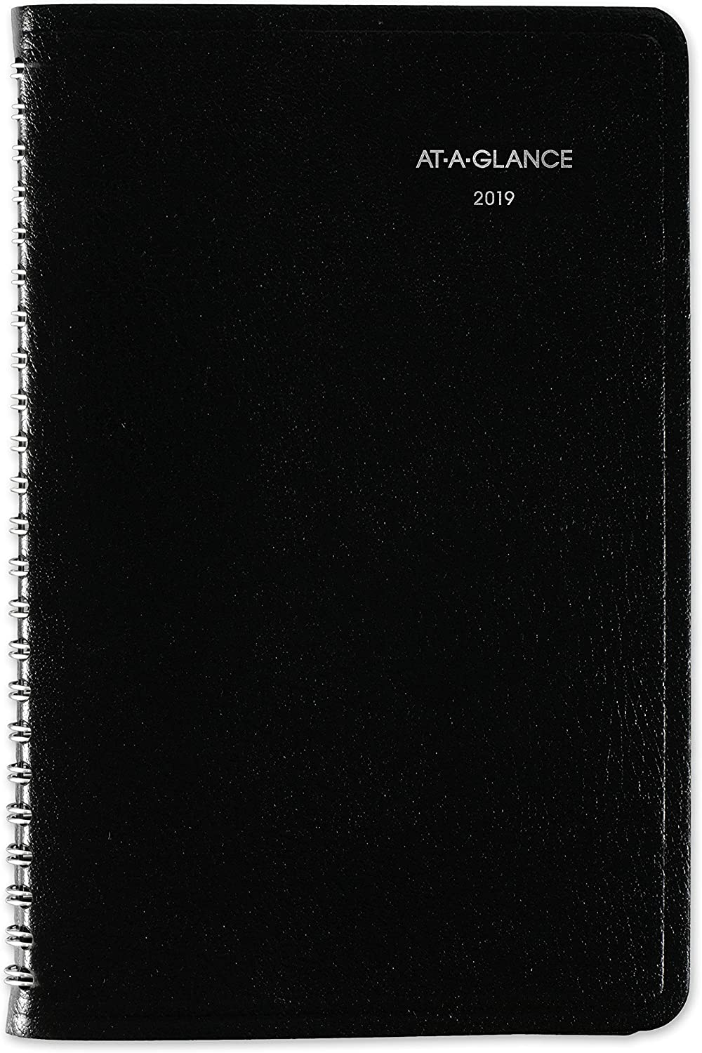 AT-A-GLANCE 2020 Weekly Planner//Appointment Book G20000 DayMinder Small 5-1//2 x 8-1//2 Black