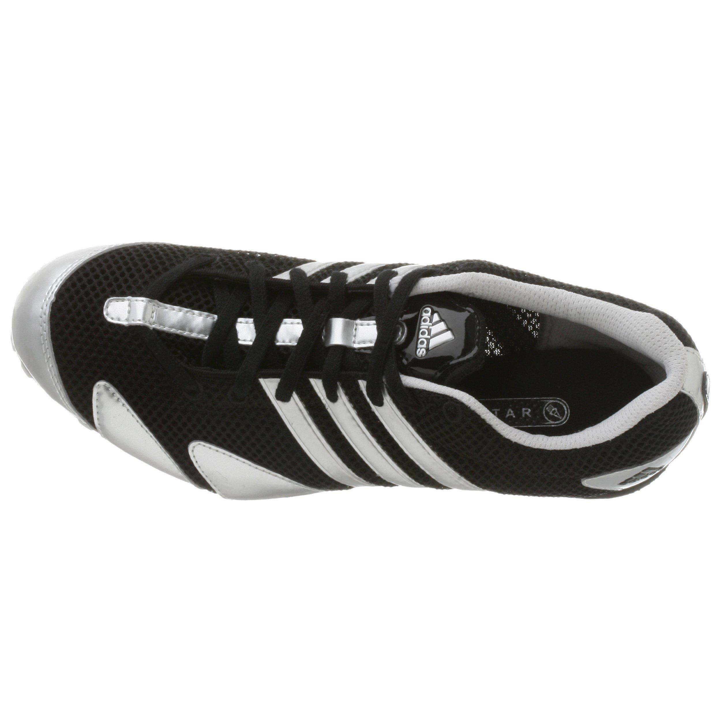 adidas Men's Cosmos 07 Track Shoe,Black/Metsilver/Blk,7.5 M by adidas (Image #8)