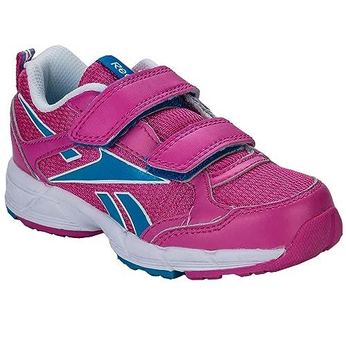 b941a9850b9cd Reebok - Almotio Velcro Pink Multi - Zapatos Velcro