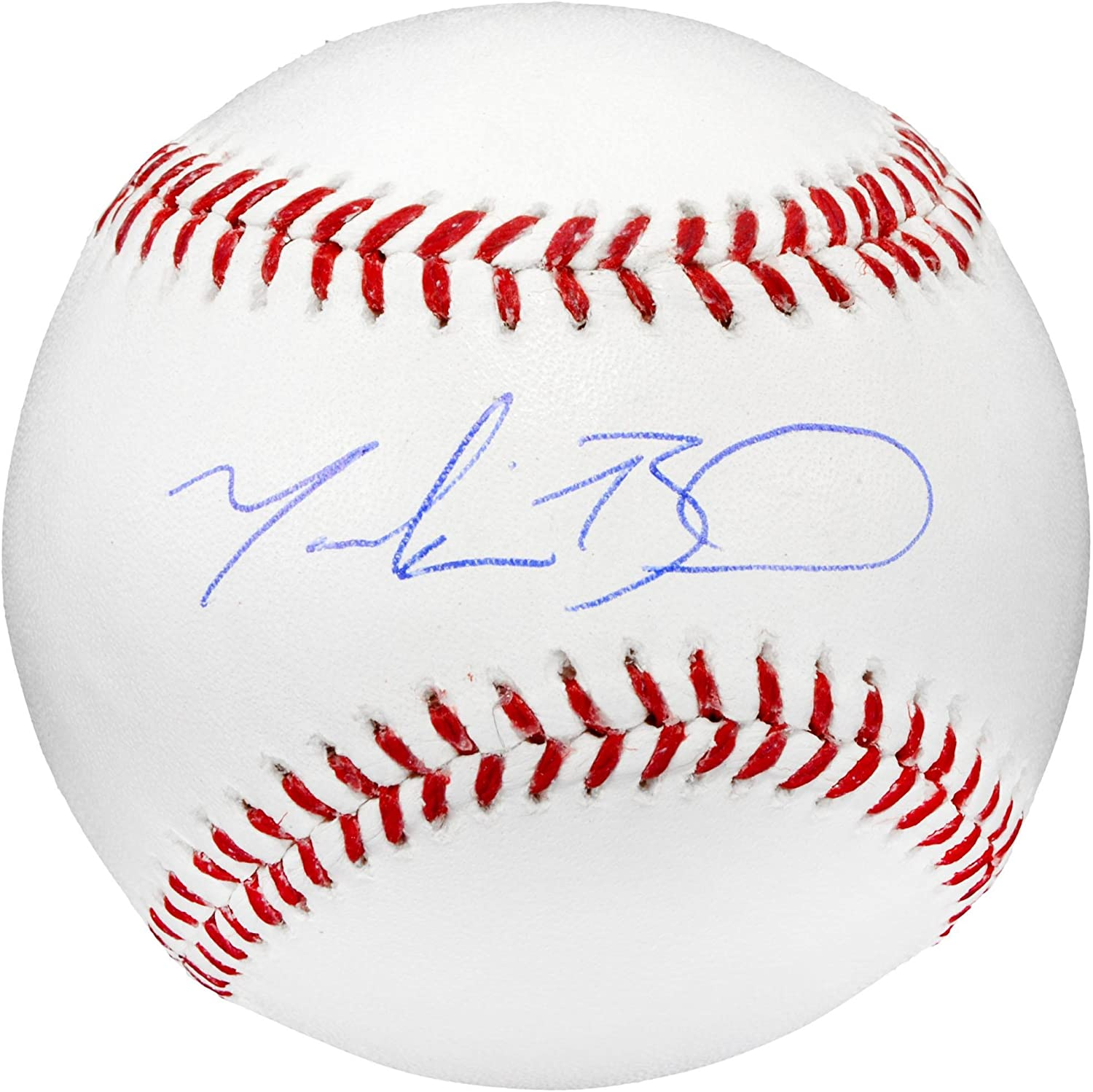 Mookie Betts Boston Red Sox Autographed