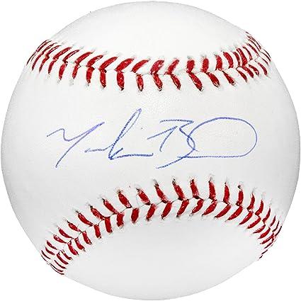 250190e72fe Mookie Betts Boston Red Sox Autographed Baseball - Fanatics Authentic  Certified - Autographed Baseballs
