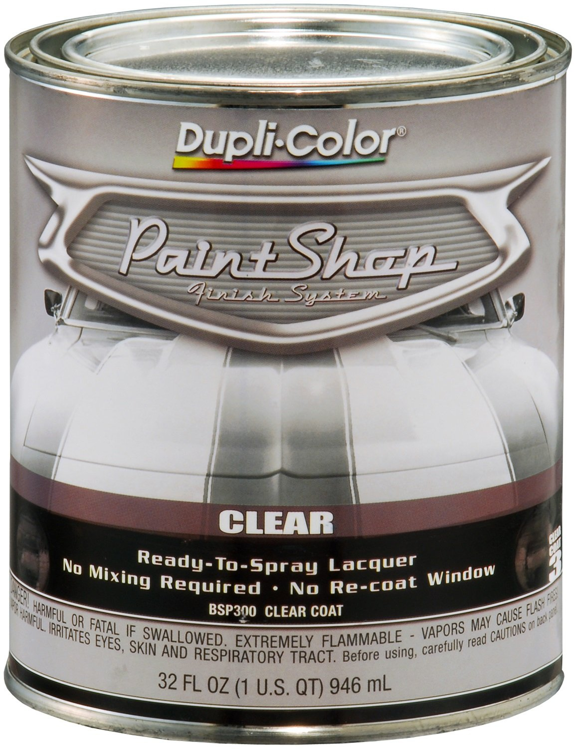 how to spray clear coat smooth