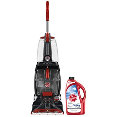 Hoover Power Scrub Elite + Cleanplus Concentrated Solution Bundle