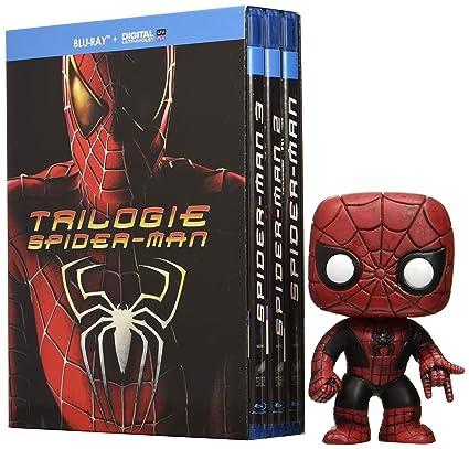 Trilogie Spider-Man : Spider-Man + Spider-Man 2 + Spider-Man 3 ...