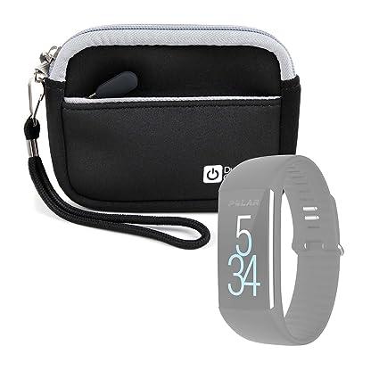 DURAGADGET Estuche De Neopreno Negro para Smartwatch Diggro ...