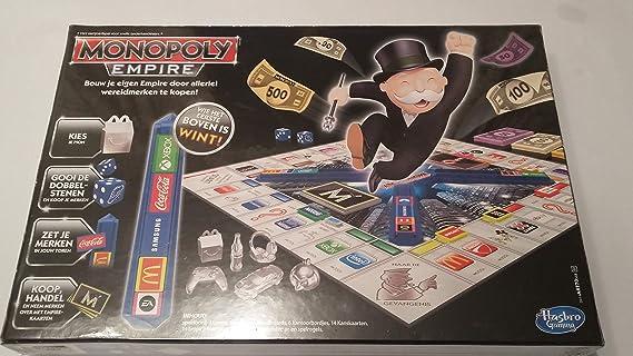 Hasbro Monopoly: Empire - Juego de Tablero: Amazon.es: Juguetes y juegos