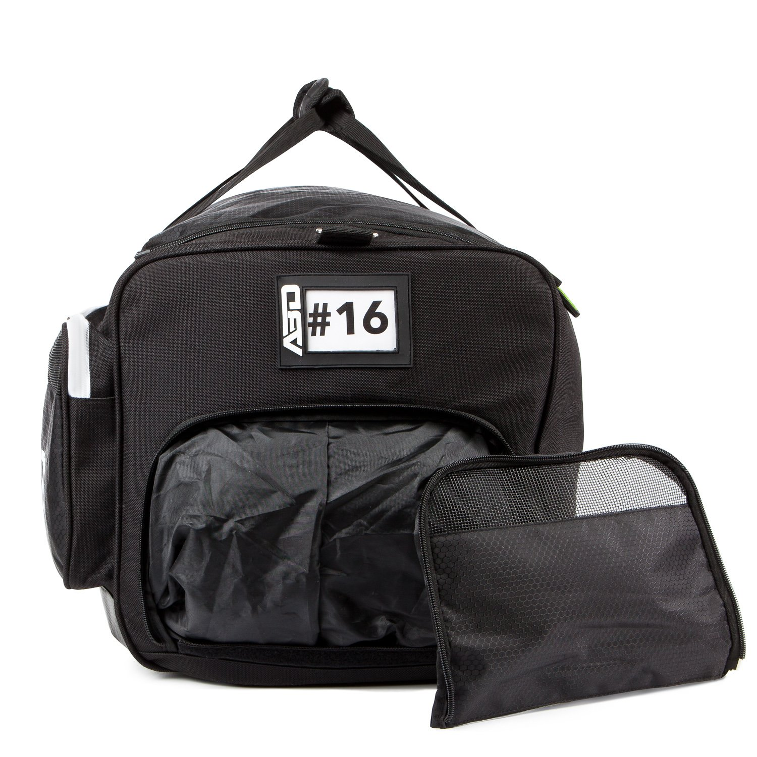 ABD Athletes Multipurpose Duffel Bag With 7 Sections For Overnight Travel Gym Best Sports