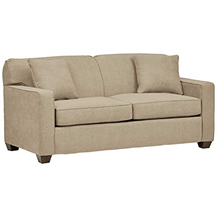 Astonishing Amazon Com Stone Beam Fischer Full Sized Sleeper Sofa 72 Ibusinesslaw Wood Chair Design Ideas Ibusinesslaworg
