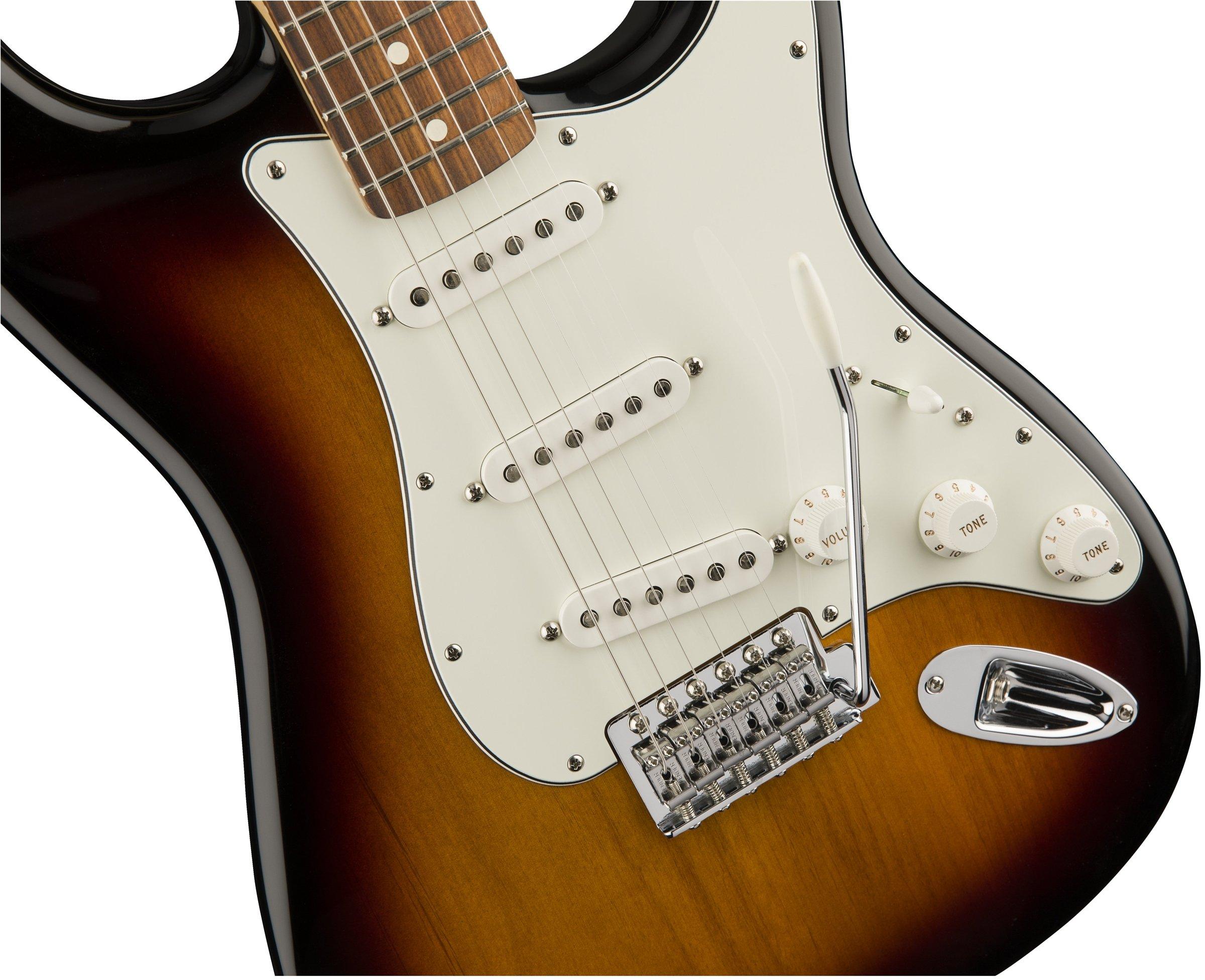 fender standard stratocaster electric guitar guitar affinity. Black Bedroom Furniture Sets. Home Design Ideas