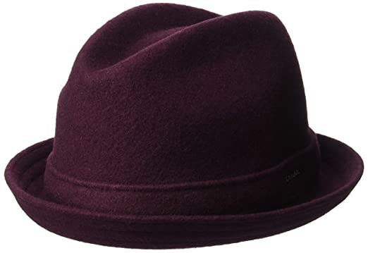 Kangol Men s Wool Player Fedora Trilby Hat at Amazon Men s Clothing ... e6077595e6fd