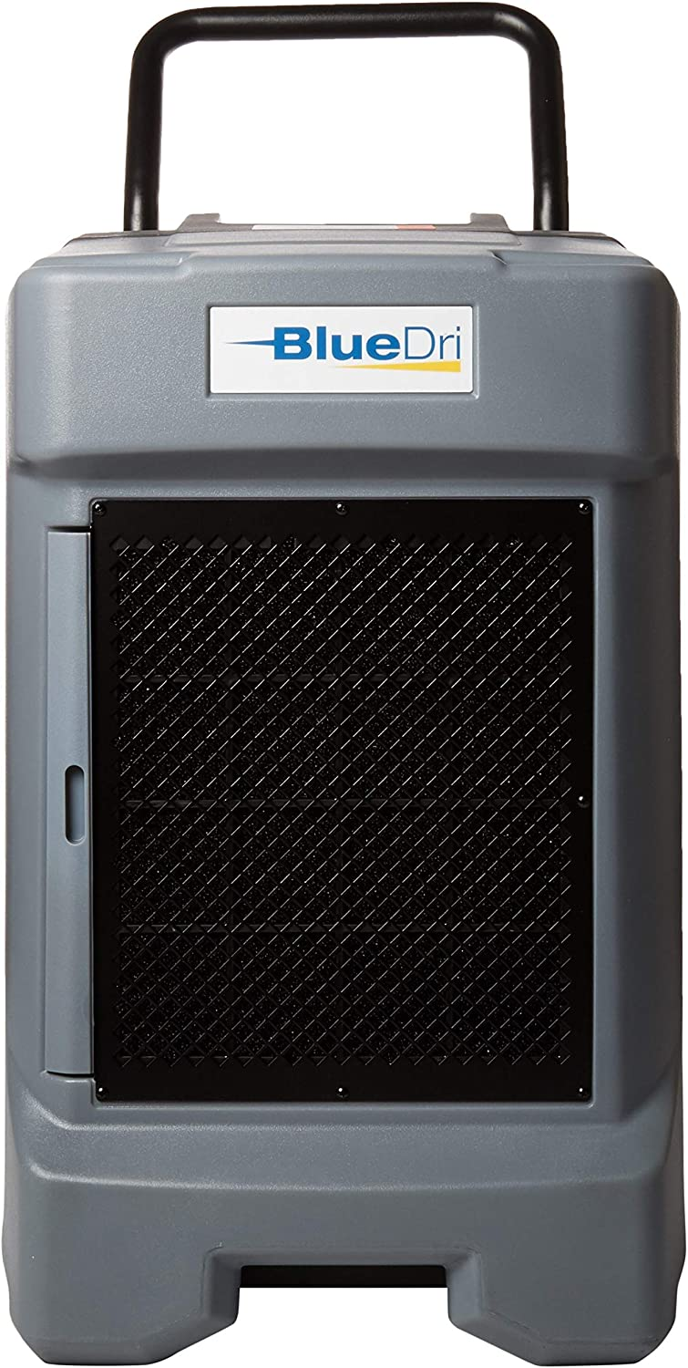 BlueDri BD-130P 225PPD Industrial Water Damage Equipment Commercial Dehumidifier