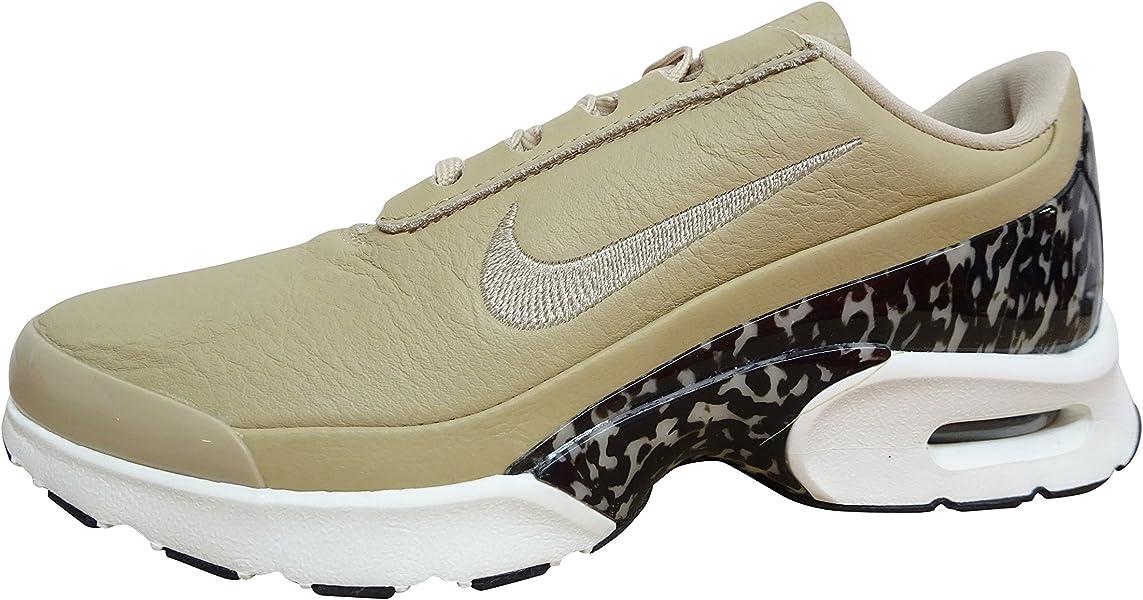Nike Womens Air Max Jewell LX Running Trainers 896196 Sneakers Shoes (US 8.5 mushroom sail white 201)