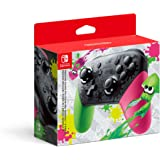 Manette Nintendo Switch Pro édition Splatoon 2