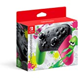 Nintendo Switch: Nintendo Switch Pro Controller - Splatoon 2 Edition - Limited