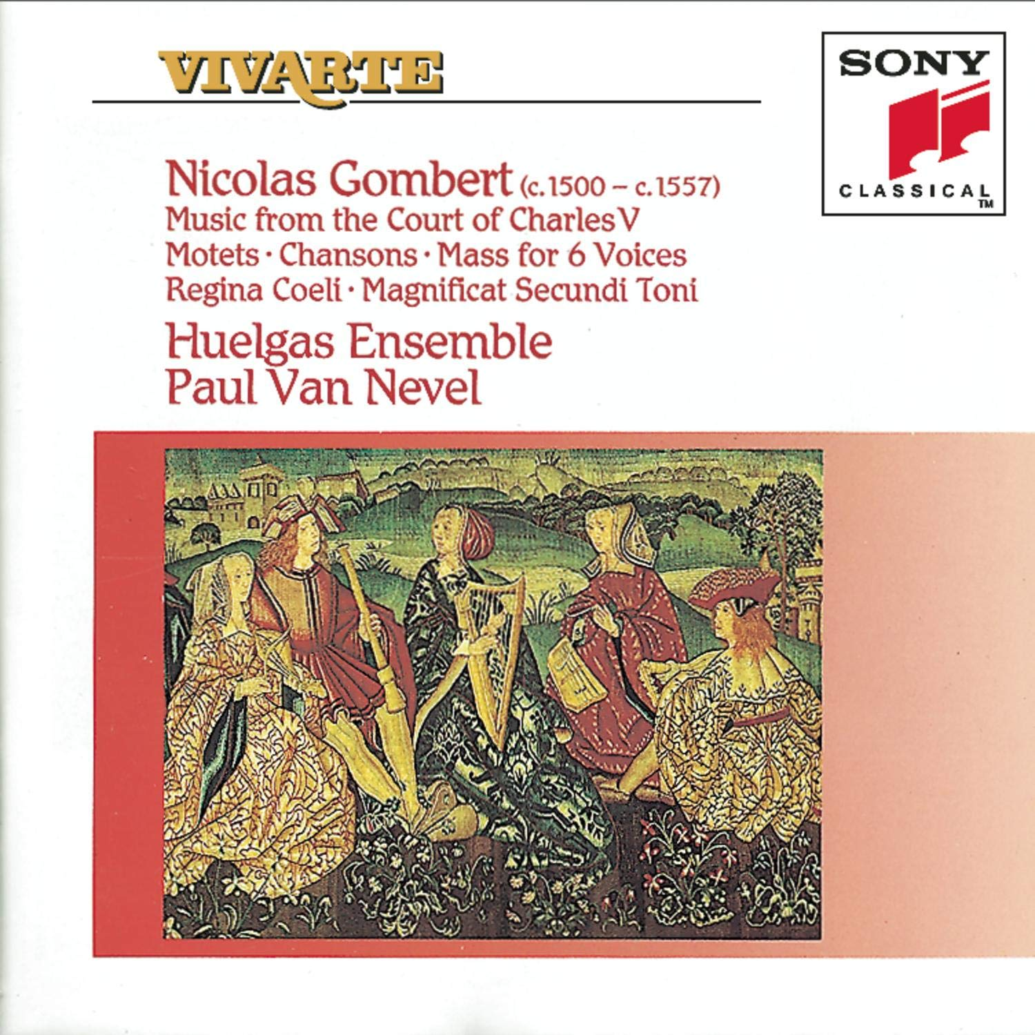 Gombert: specialty shop Music from the of Fashionable Court Charles V