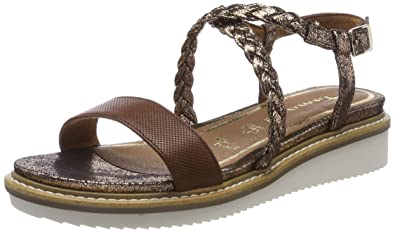 Tamaris Women s 28206 Sling Back Sandals  Amazon.co.uk  Shoes   Bags 62ebc83e5c