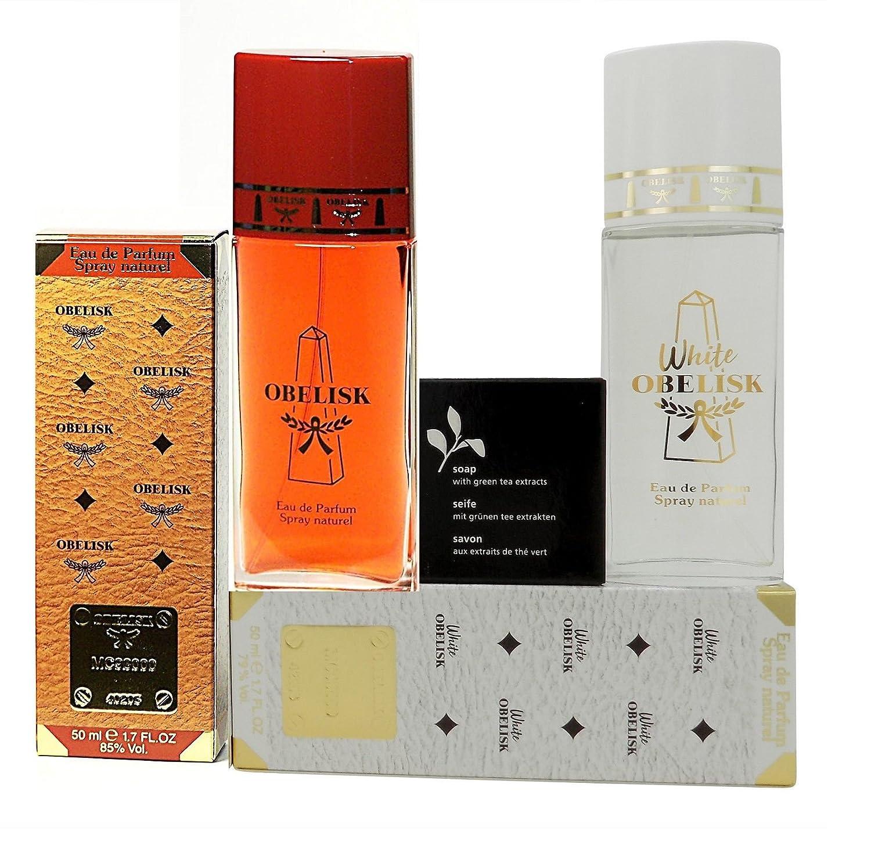 OBELISK by Loft Monaco Eau de Parfum Spray naturel 50 ml