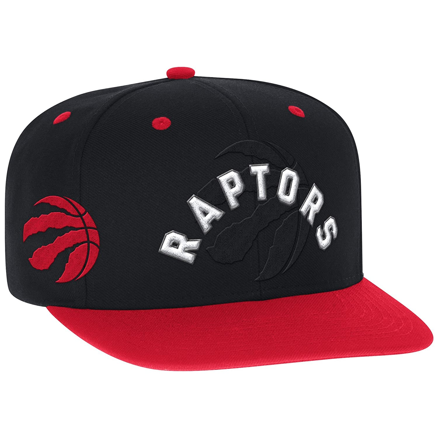 Toronto Raptors Adidas 2016 NBA Draft Day Authentic Snap Back Hat Cappello BM3957