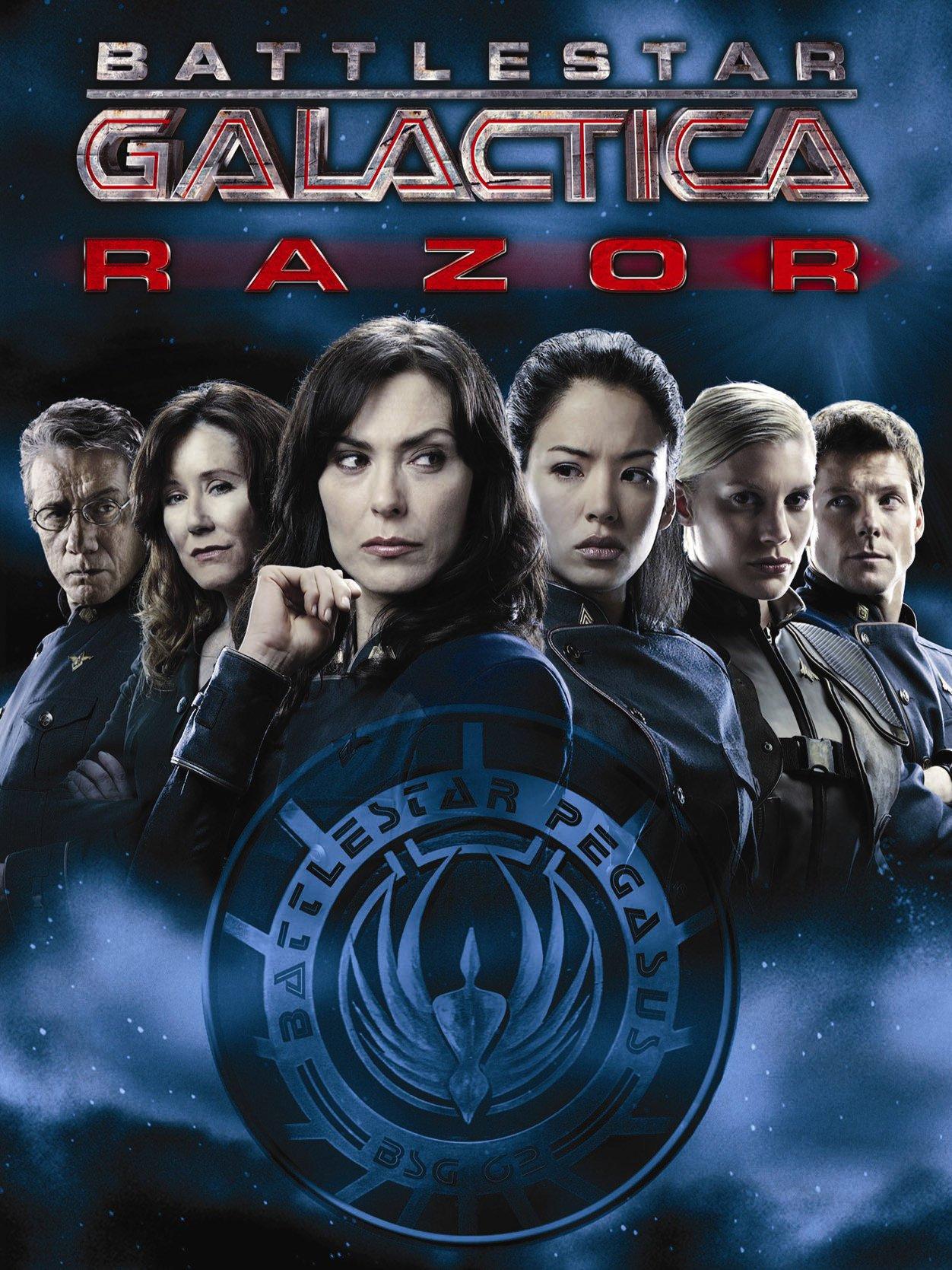 Amazon com: Battlestar Galactica: Razor - Unrated Extended