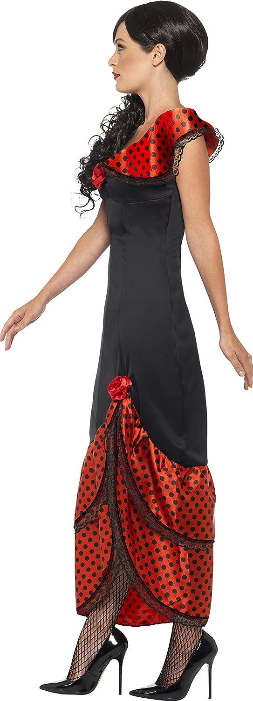 Adult Fancy Dress Spanish Hat Durable Hat Spain Flamenco by Smiffys
