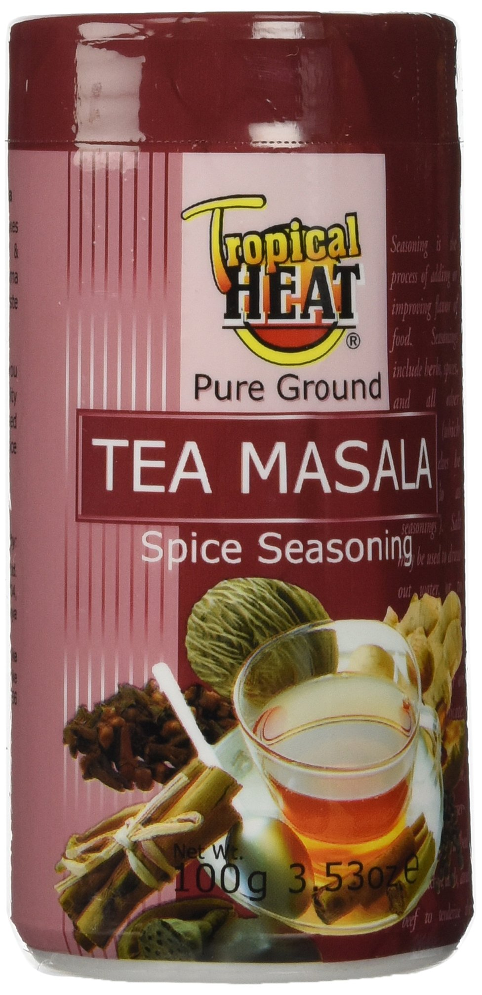 Tropical Heat Kenyan Tea Masala