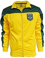 Brazil Jacket Brasil Adult Track Soccer Adult Sizes Soccer Football