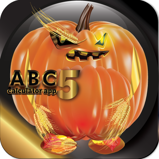 PumpkinCalc HD+ My Cute Talking Pumpkin Calculator - Halloween Gift Idea (KINDLE Fire HD Compatible) ()