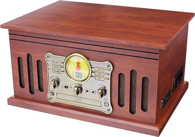 Vitrola Stadio com CD FM USB SD Card e Bluetooth, Raveo, Stadio, 25 por Raveo
