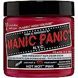 MANIC PANIC Hot Hot Pink Hair Dye Classic