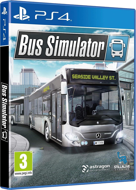Bus Simulator PS4 [Importación inglesa]: Amazon.es: Videojuegos