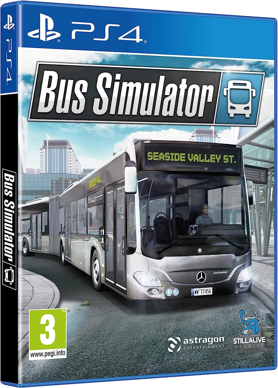 Bus Simulator - Playstation 4 (fisico)