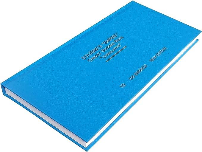 Bournes Opttiuuq Panesar (1D) 100 libro de puntuación de