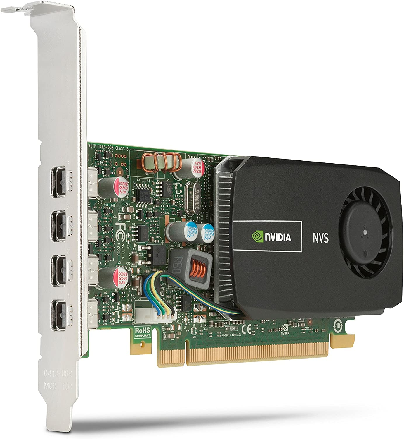 HP Quadro 510 Graphic Card - 797 MHz Core - 2 GB DDR3 SDRAM - PCI Express 2.0 x16 C2J98AA
