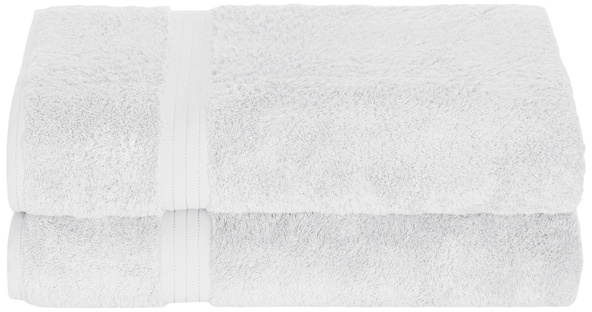 Daisy House pcs 2 Piece Bamboo Sheets, White
