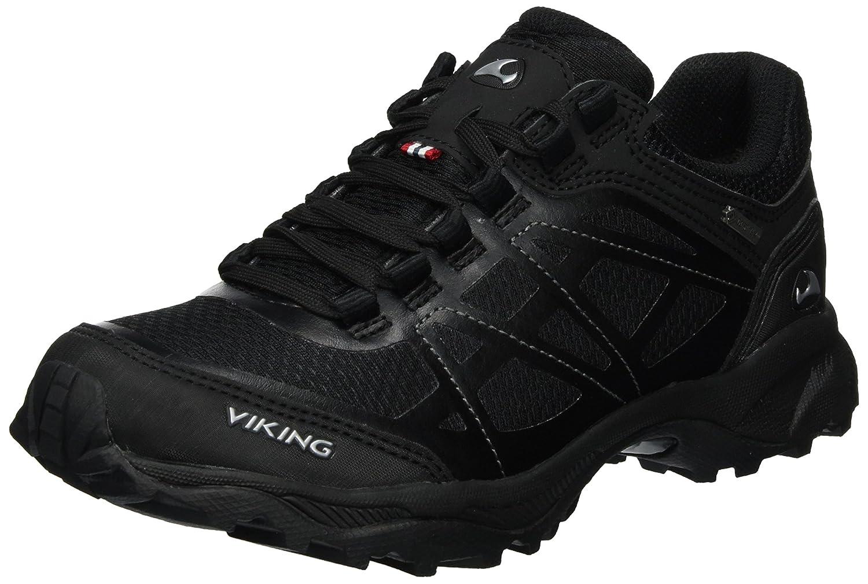Schwarz(schwarz Pewter) Viking Unisex-Erwachsene Quarter Iii GTX Outdoor Fitnessschuhe