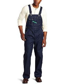 Amazon Com Dickies Men S Denim Bib Overall Clothing