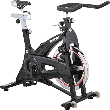 DKN Technology - Bicicleta Indoor Racer Pro dkn: Amazon.es ...