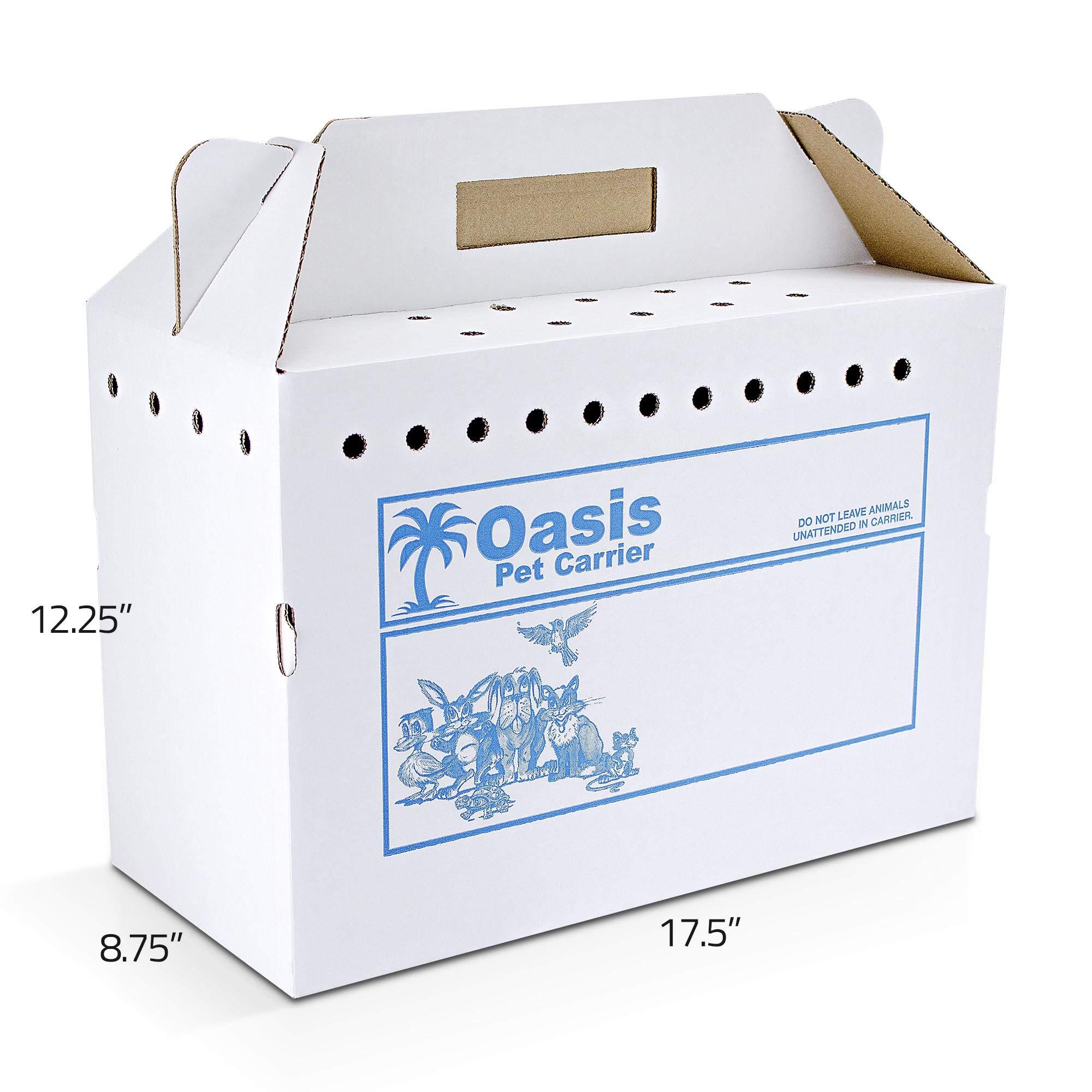 American Health Service 010AHS-PET-C Oasis Disposable Pet Carrier