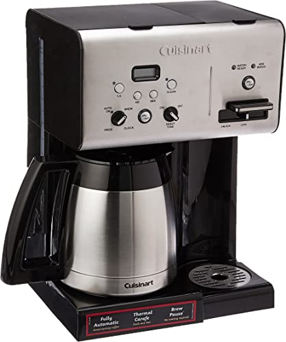Cuisinart CHW-14 Coffee Plus 10-Cup
