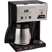Cuisinart 12-Cup Programmable Coffeemaker Plus Hot Water System