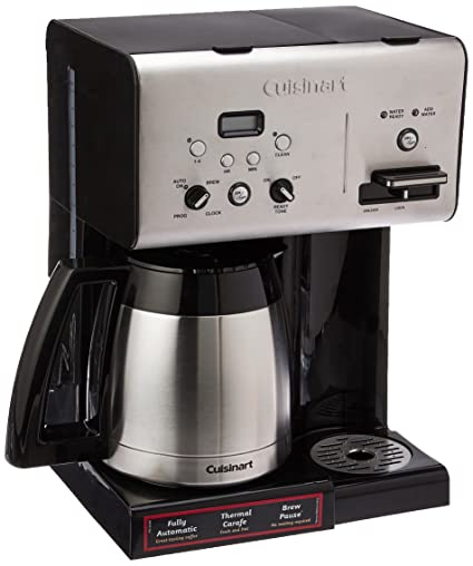 25887ff2877 Image Unavailable. Image not available for. Colour  Cuisinart CHW-14 10-Cup  Thermal Programmable Coffeemaker and Hot Water System ...