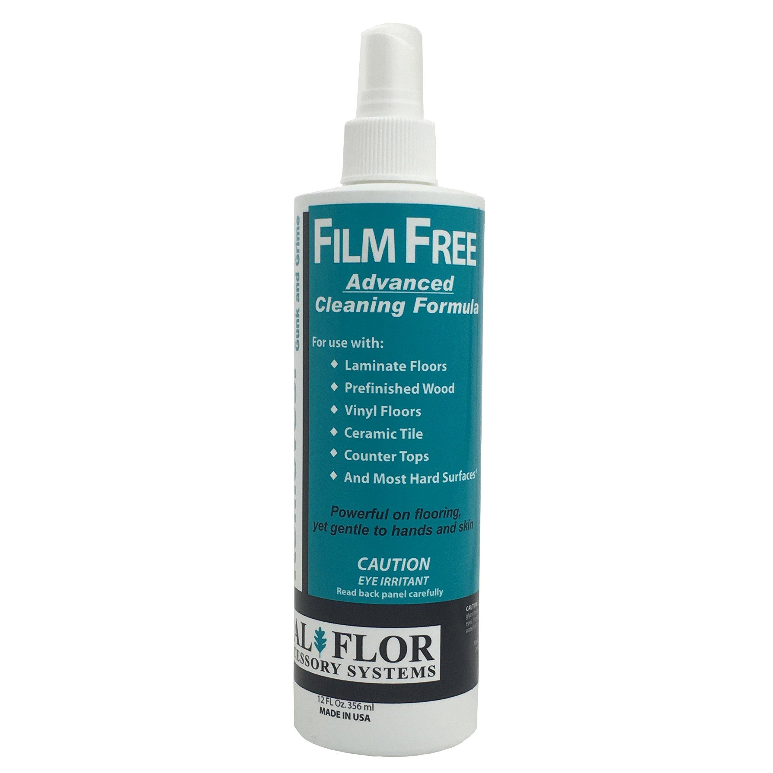 Cal-Flor FF83110CF FilmFree Glue & Grime Remover Spray, 12 oz